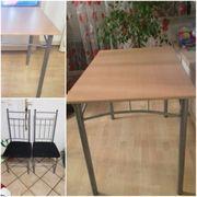Tisch esstisch Küchentisch set 4