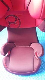 Cybex Auto-Kindersitz Solution X2-Fix Silver-Line