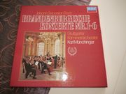 Vinyl - Schallplatte - Brandenburgische