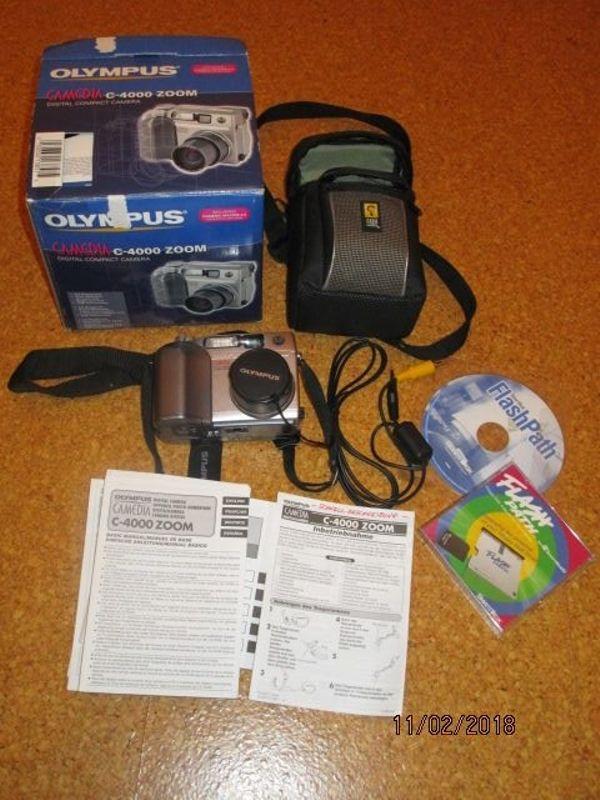 Olympus Camedia C- » Digitalkameras, Webcams