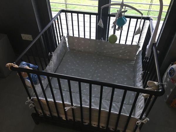 Laufstall in brackenheim wiegen babybetten reisebetten kaufen
