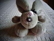 Diddl-Maus grau mit blauer Hose