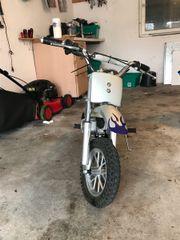 Pocketbike Cross