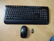 Wireless Keyboard von Microsoft