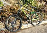 Bike gebrushed KONA