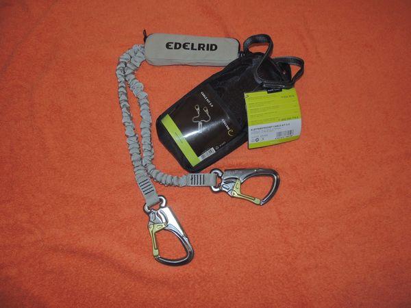 Klettersteigset Cable Vario : Edelrid cable kit kletterzubehör in münchen outdoor kaufen