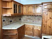 große Einbauküche/Schreinerküche
