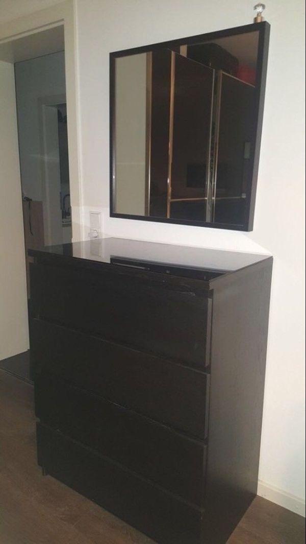 kommode spiegel gebraucht kaufen nur 3 st bis 70 g nstiger. Black Bedroom Furniture Sets. Home Design Ideas