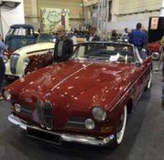 Oldtimer BMW 503 Cabrio 1959
