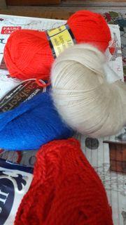 Wolle, 3kg Überraschungspaket