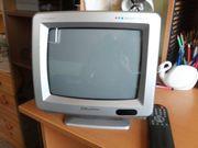 Kleines Farbfernsehgerät