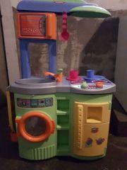 Kinderküche mit Zubehör