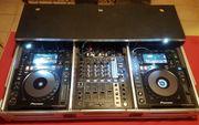 2XCDJ 900 Nexus DJM 700