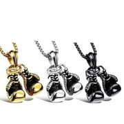 Kickboxing Gloves Necklace