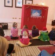 Kindergeburtstage mit Puppentheater,