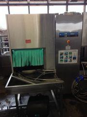 Industrie Korbspülmaschine Meiko K160PI Großküche
