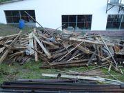 Brennholz Holz Balken Latten