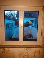 Kunststoff Fenster Doppelverglasung-ausgebaut-versch Größen
