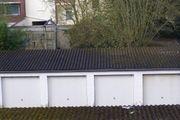 Garage in WHV in einem