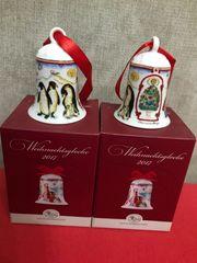 Hutschenreuther Weihnachtsglocke Edition 2017 Südpol