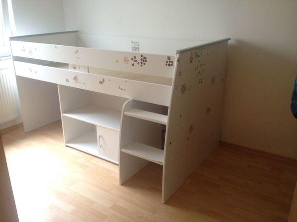 Hochbett Holz Weiß Kinder : Etagenbett viki kinder für personen