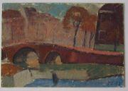 Gemälde Rudolf Schmidt geb 1930
