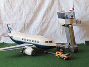 Playmobil Flughafen incl Flugzeug 5261