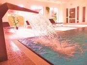 Schicke Ferienwohnung Schwimmbad Sauna Tiefgarage
