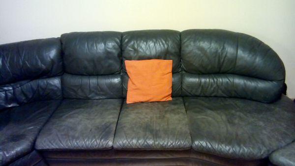 Leder Eck Couch Sofa In Solingen Polster Sessel Couch Kaufen Und