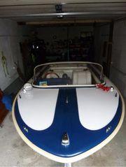 Klassisches Solcio Motorboot
