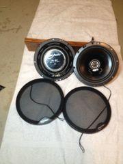 Lautsprecherboxen 2 x