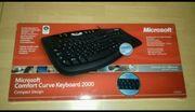 Microsoft Curved Tastatur