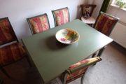hochwertige SELVA Esszimmermöbel -