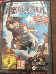 Deponia Viedeo Spiel