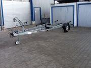 Bootstrailer Brenderup Basic 1300