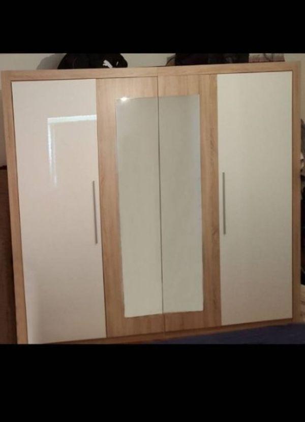 schreibtisch eiche kaufen schreibtisch eiche gebraucht. Black Bedroom Furniture Sets. Home Design Ideas