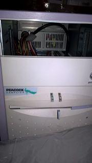 Peacock Rechner im Originalgehäuse zu