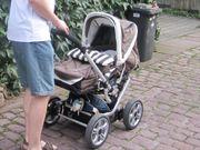 Kinderwagen GESSLEIN Räder
