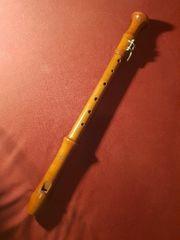 Flöte aus Holz 49cm