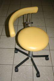Biete einen Zahnarztstuhl Arztstuhl Fußpflegestuhl