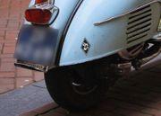 Vespa Piaggio 2 Aufkleber V50