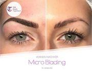 Microblading / PMU - Augenbrauen -