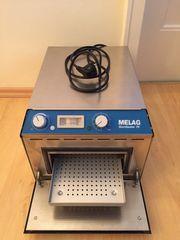 Melag 75 Heißluft-Sterilisator neuwertig