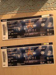 2 Tickets boybands