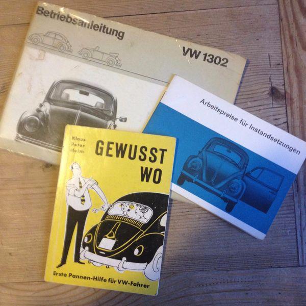 vw käfer literatur, bücher, anleitungen in cuxhaven - fach- und