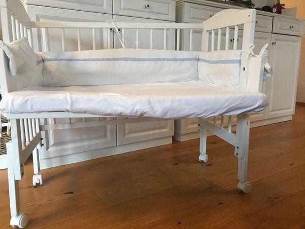 Fabimax beistellbett & zubehör in münchen wiegen babybetten