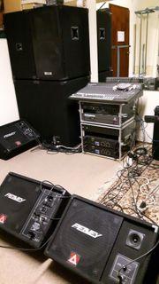 Monitorboxen Peavey und