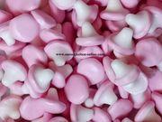 Süßigkeiten Fruchtgummi Schaumzucker