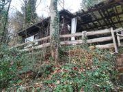 Wochenendhaus mit Grundstück