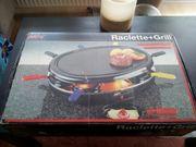 Raclette+Grill und
